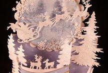 cards:  christmas, fancy-fold, interactive / by Merry Erin Edwards