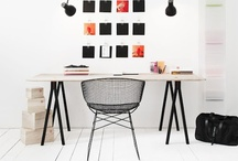 lovely spaces + interiors / by Click Design