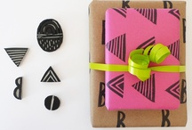 branding + packaging / by Click Design