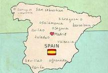 España♥ / by Ashley Figueroa