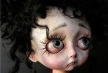Dolls / by Dalia Barja