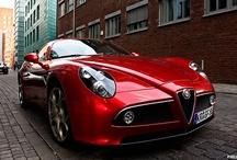 Alfa Romeo / by Takuya Sakai