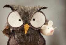 Owls / by Hazel