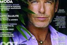 Men DO wear Tahitian Black Pearls! / by Nathalie Leseine
