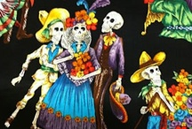 Day of the Dead ~ Dia de los muertos ~Skulls ~ Maccabe Things / by Patrice Krems