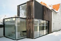 container houses and stuff / Use lots of imagination! / by heapsastuff