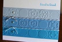 Crafts - Cards / by Angie Bartos