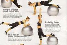 fitness / by Brandy Godush-Cox