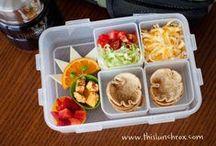 Food- Lunchbox / by Lori Hanson
