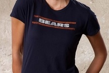 Women's Chicago Bears Gear / by Chicago Bears Pro Shop