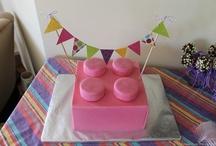 Birthday Party - Lego Friends / by Angie Bartos
