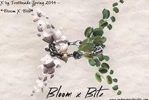 X by Trollbeads Bloom X Bite (Spring 2014) / by Endangered Trolls