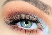 All About Makeup / Makeup, Eyeshadow, Eyes, Lips, Lipstick, Blush, Dramatic Looks / by Miranda Mason