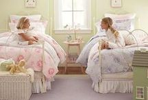 Girls Bedrooms / by Michelle Shrader