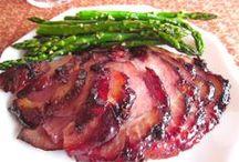meaty meals / by Regina Henise