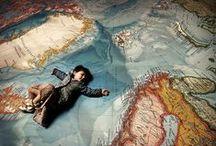 maps / by Regina Henise