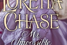 Mr Impossible / Carsington Series Book #2.   / by Loretta Chase