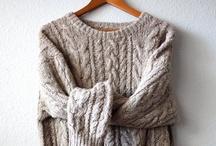 Sweater Weather / by Carolina Adams