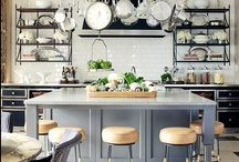 Kitchens / by Carolina Adams