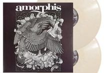 Amorphis ~ Progressive/Melodic Death Metal / www.amorphis.net / by DB ~ Music From Finland