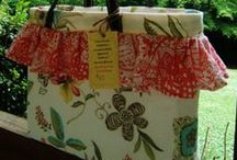 Handbags and Totes / This board includes handmade and vintage purses, handbags, totes and wallets created or found by the North Georgia Etsy sellers / by North Georgia Made