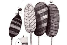 Illustration - TrEeS! / by Laurie Keller