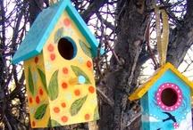 Birdhouses / by PA Garden Expo