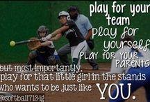 Softball!! / by Taylor Olivotti