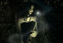Witch ❤ / by Stephanie Tompkins