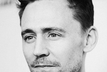 Tom Hiddleston!<33 / by Delaina Peek