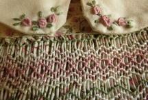 Smocking & Embroidery. / by Jenni Jordan