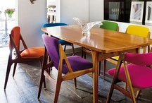 Dining Rooms Are Not Just for Eats / by ARGIE DEMINSKY