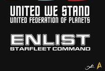 Star Trek / by Geektastic Zombie