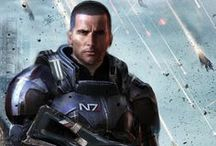 Mass Effect / by Geektastic Zombie