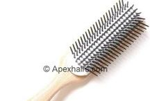 Hair Brushes / by Apexhairs