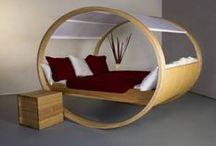 MODERN BED DESIGNS / by Irina Pestina