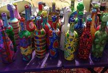 wine bottles / by Mae Lettuce