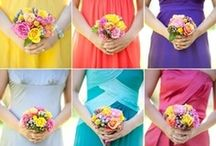 Bridesmaid ideas / by Deirdre