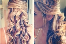 Wedding hair ideas / by Deirdre