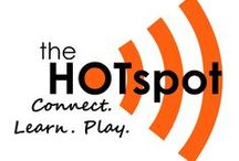 The Hot Spot / A place for our Tech Team to pin stuff / by Mesa Public Library