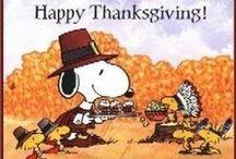 Thanksgiving / by Venancia Hopkins