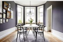 dining spaces / by marion p