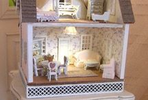 Dolls house & toys / by ROSANNA POLO★★★★ Country Showroom★★★