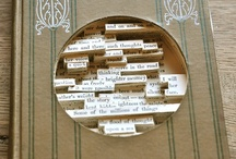 altered books / by marion p