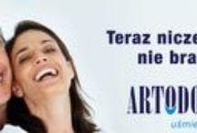 ARTODONTO / by Artodonto Klinika Stomatologiczna