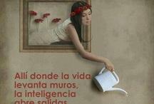 Destellos de sabiduria / by Paz Cerezo