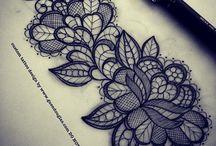 Tatoeages / Tattoo / by Roxánne Weet ik wel.!!