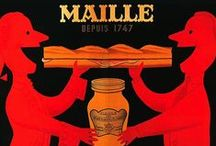 """Maille Heritage / Maille is proud of it's famous heritage; take a look at the timelessness of Maille. """"Maille"""" it inspire you. / by Maille US"""