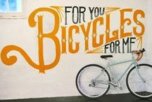 Collection: Bicycle Cycle / Bicycle, Cycle, Cycling, Ads, Posters, Art, Vintage, Bicycling / by Sarah Davis