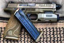 Weapon: Handguns / by Nick Hansel